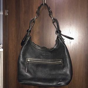 Dooney & Bourke Riley Hobo Shoulder bag Black